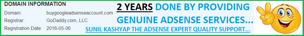 buy adseense